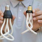 The First Designer LED Bulb: The Reincarnated 001